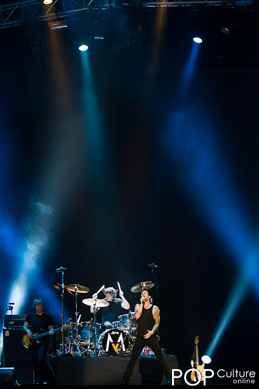 The Maroon 5 Singapore F1 Concert - POPCulture Online
