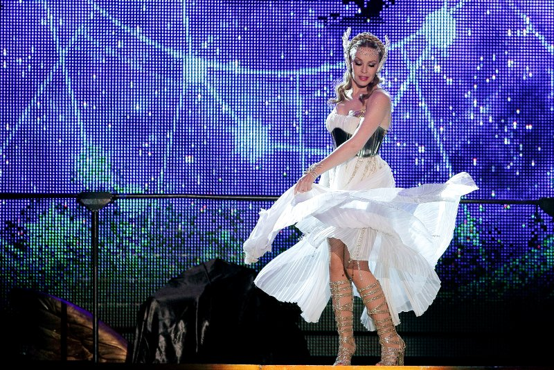 Kylie Minogue Aphrodite Tour Aphrodite Tour  source