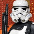 The stromtrooper has become quite an iconic figure thanks to the highly successful Star Wars series of movies and games. And it's no doubt that heads will turn...