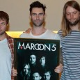 American Band Maroon 5 was in town recently for a concert at the Singapore Indoor Stadium and POPCulture Online caught up with them just before their big concert to...