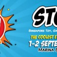 The Coolest Event Of The Year! The Singapore Toy, Game & Comic Convention (STGCC) is back again this year for another round of the best in popular culture...