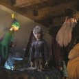 I've seen the trailer to Rise of the Guardians a few times before the film. It's a different take on fairy tales which isn't new, many have tried...