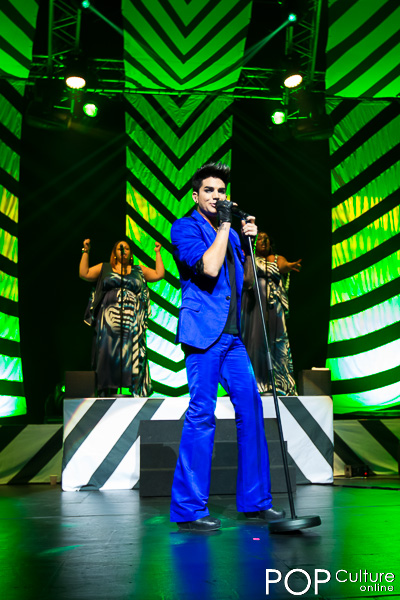 Adam Lambert Live In Singapore Concert 02
