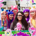 Celebrate Friendship Day with My Little Ponies