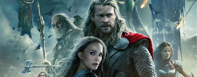 Marvel's Thor: The Dark World Movie Premiums Giveaway