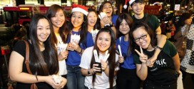 Christmas Comes To Orchard Road