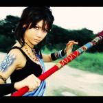 Final Fantasy 13 Oerba Yun Fang Cosplay by blacklashjo
