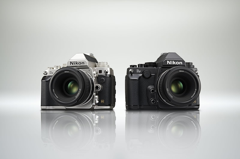 Nikon Announces The Digital SLR camera Df