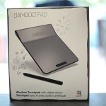 Wacom Bamboo Pad Wireless 01