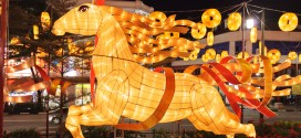 "Chinatown Celebrates ""Galloping to Prosperity"" in the Year of the Horse"