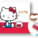 Hello Kitty Classic MyStamp Folder Set