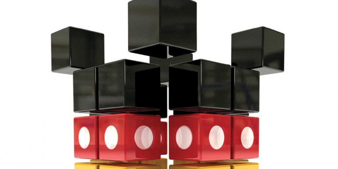 Walt Disney Records to release DCONSTRUCTED
