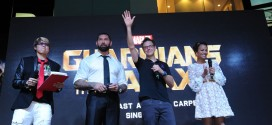 Marvel's Guardians of the Galaxy Southeast Asia Red Carpet Event