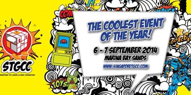 STGCC 2014 x POPCulture Online Contest