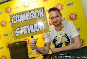 In Conversation with Cameron Stewart