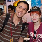 STGCC Paramore Hayley Williams
