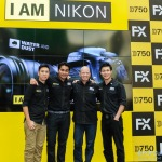 Nikon I Am Full Freedom Media Event Chris McLennan, Alex Soh, Bryan Foong and Imran Ahmad