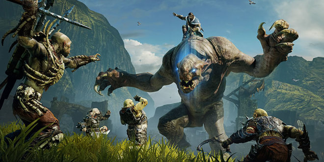 Middle-earth: Shadow of Mordor Review (PS4)