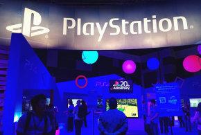 Sony Playstation At GameStart 2014