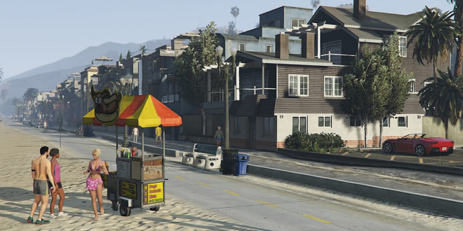 Grand Theft Auto 5 (PS4 Play Through)