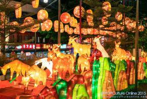 Ushering in the Year of the Goat this Chinese New Year at Chinatown