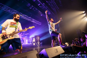 New Found Glory Live In Singapore 2015 Concert