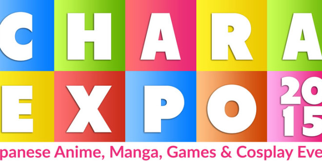 CharaExpo 2015 To Showcase Top Anime, Manga and Cosplay Talent in Singapore