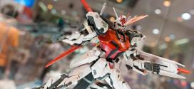 Gundam comes to Town with Gundam Docks at Singapore!