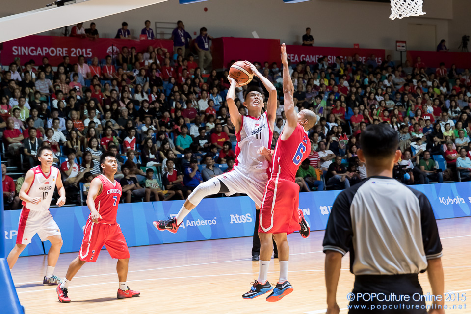SEA Games 2015 – Singapore Men's Basketball Team Are 3 Up ...