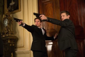 Mission: Impossible Rogue Nation Review