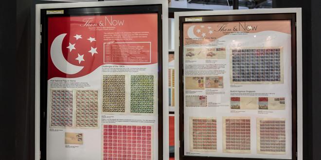 SINGAPORE 2015 World Stamp Exhibition