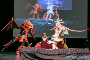Singapore's 5th Annual Cosplay Chess: It's All About The Dwagon!