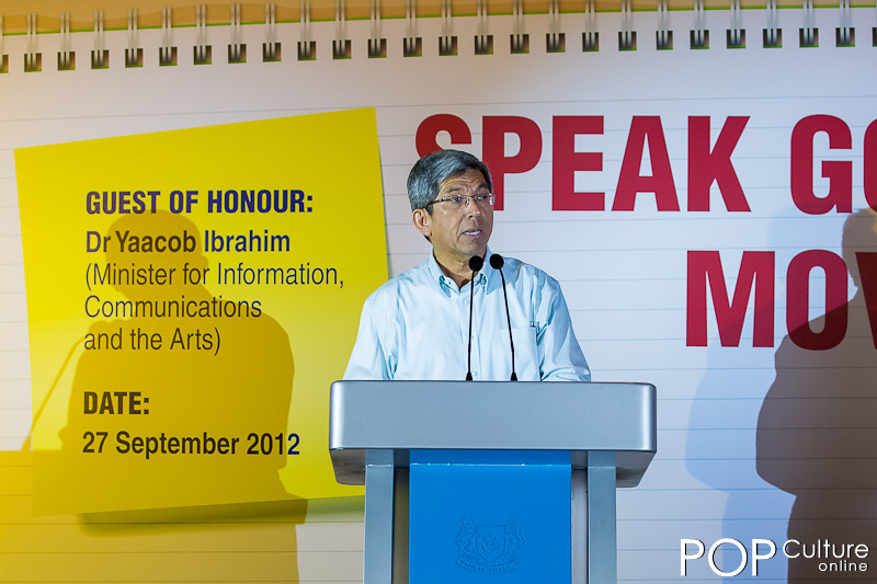 Speak Good English Movement 2012 Launch - f04c6237