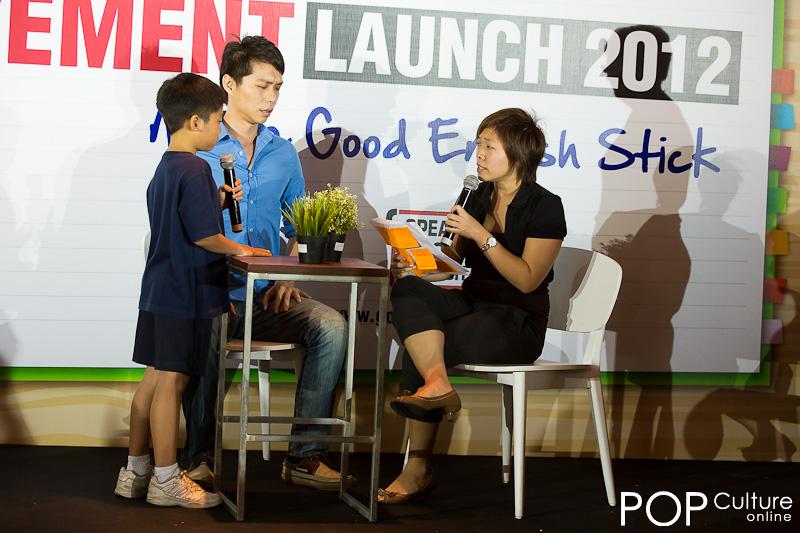 Speak Good English Movement 2012 Launch - f04c6287
