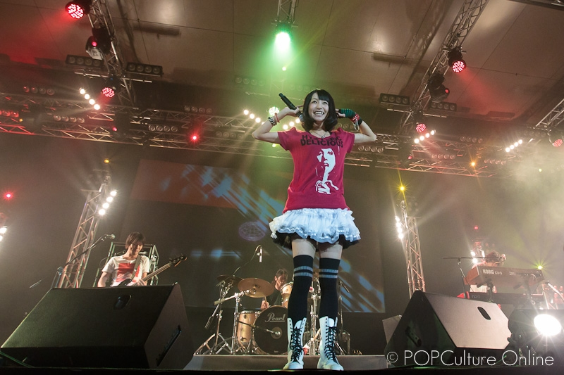 AFA11 I Love Anisong Day 2 - LiSA