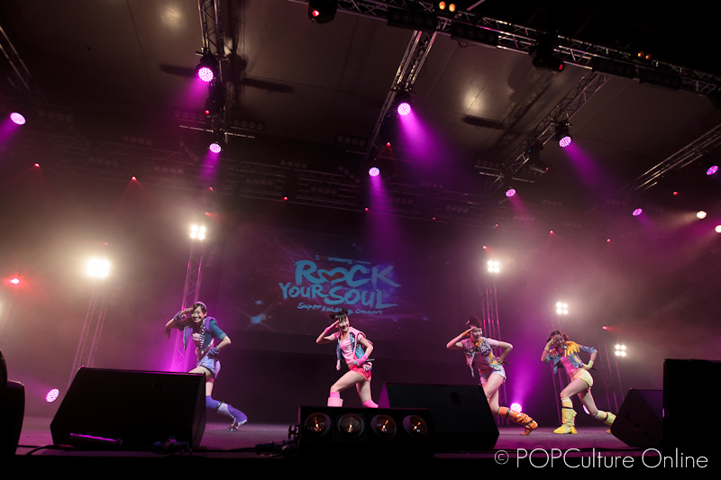 AFA11 I Love Anisong Day 2 - Sea☆A