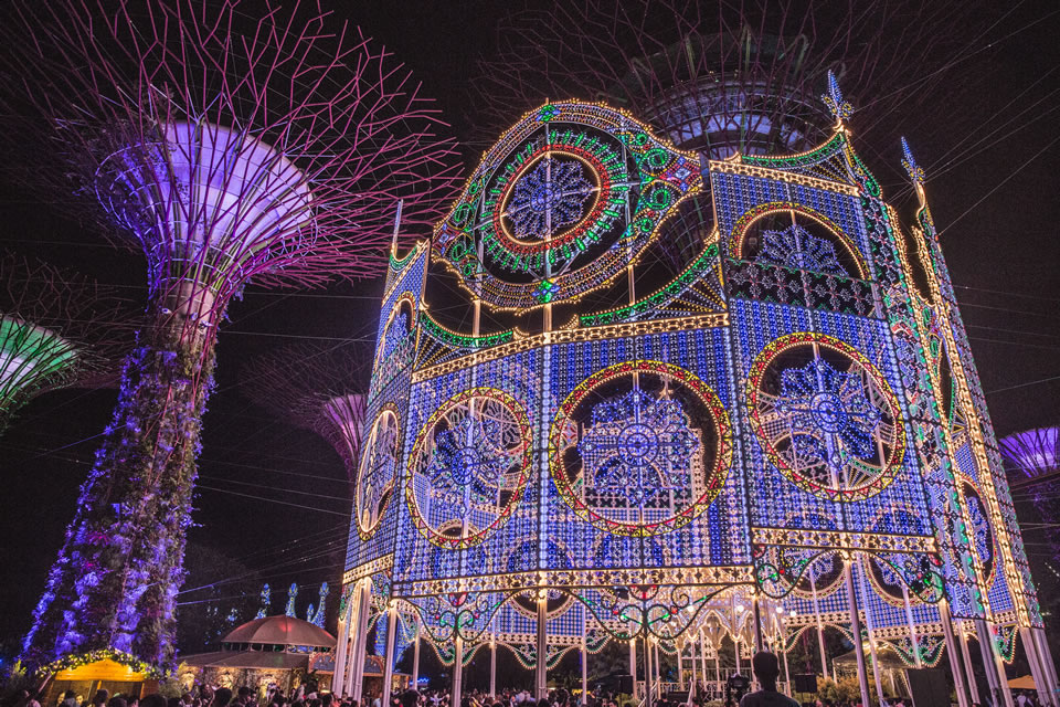 Singapores Biggest Annual Yuletide Fair Returns To