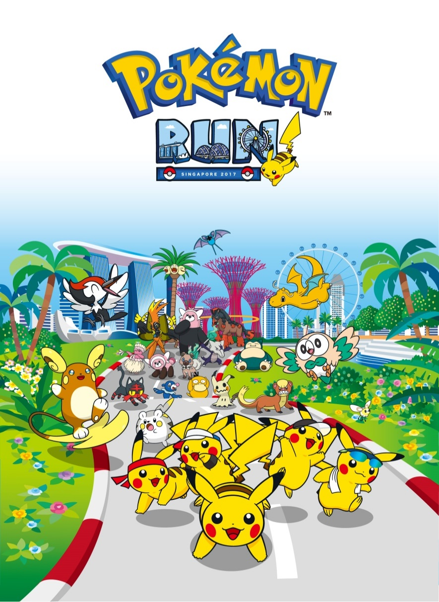 Pokemon Run
